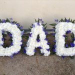####DAD with natural edging £95