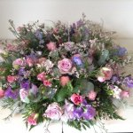 #### large mixed casket wreath 20