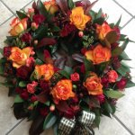 ####luxury Christmas wreaths from £40